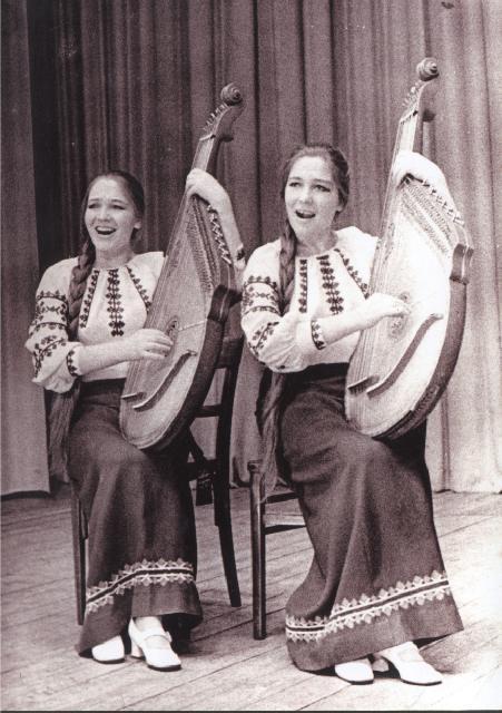 Лілія та Віра Ткачук