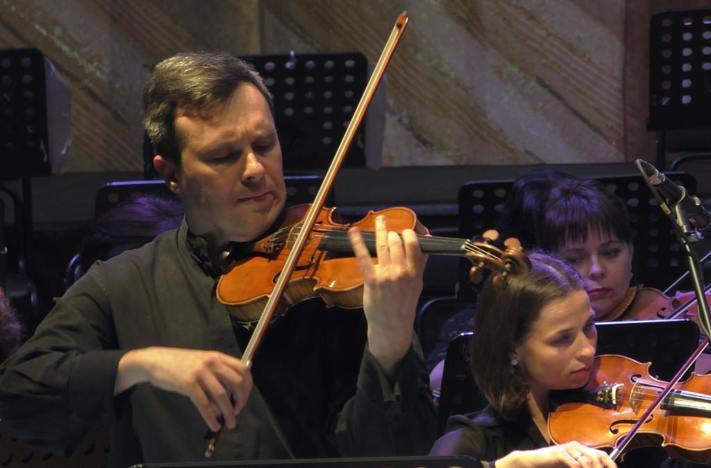 Олександр Грицаєнко на фестивалі Чайковського та фон Мекк