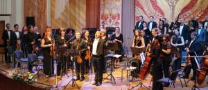 Р. Аріста на фестивалі Чайковського та фон Мекк