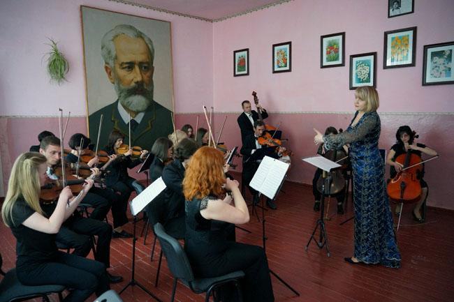 XVI міжнародний фестиваль імені П.І. Чайковського та Н.Ф. фон Мекк