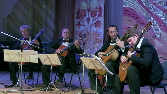 Квартет гітаристів «Київ» Національної філармонії України