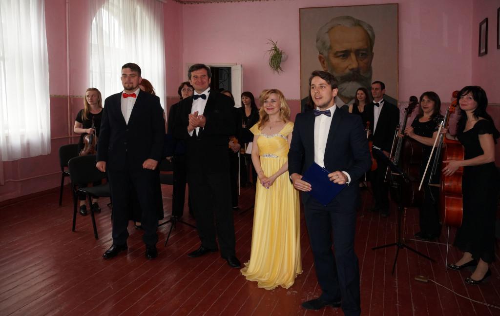 Фестиваль Чайковського Вінниця-Браїлів