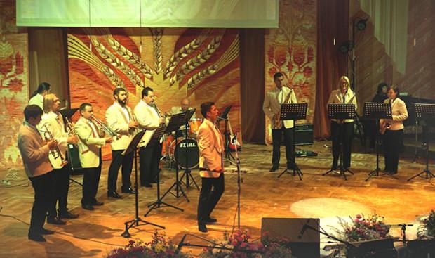 Біг-бенд симфонічного оркестру
