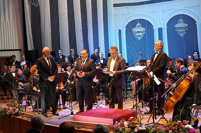 Презентація симфонічного оркестру Вінницької філармонії